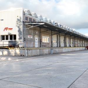 Lager und Logistik Bücknitz