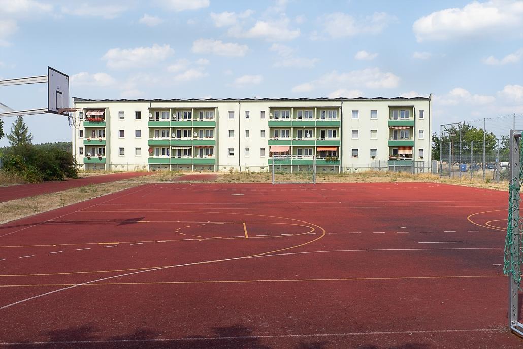 DAVV-Mietshaus