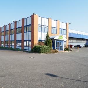 Logistik Lager Wiesenburg